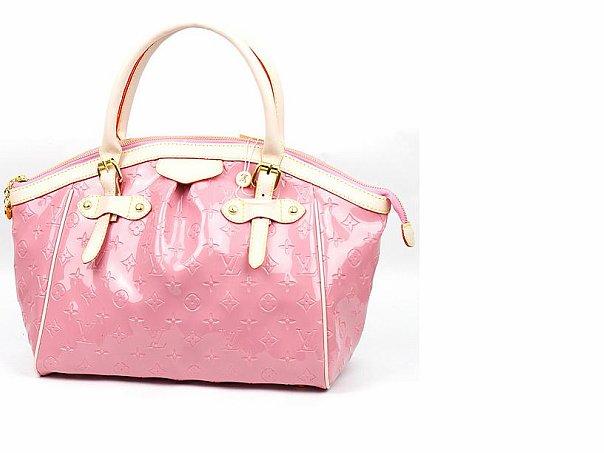 Стильная розовая сумка.